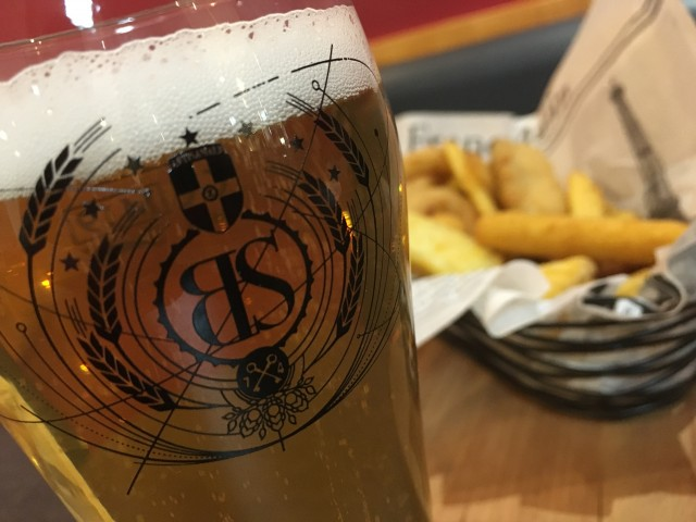 L'instant Brasserie Bière BIO LES BRASSEURS SAVOYARD