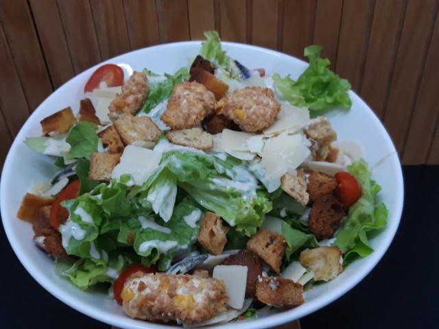 L'instant Brasserie Salade César xxl