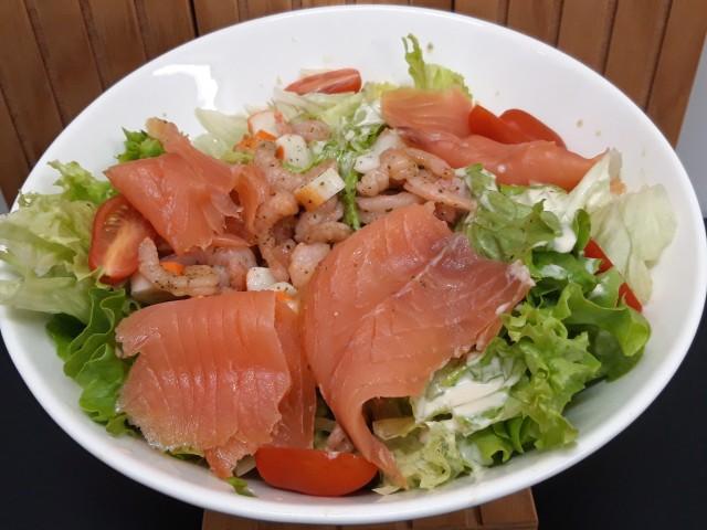 L'instant Brasserie Salade Océane xxl